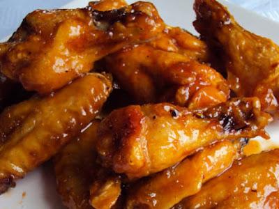 دجاج بالعسل