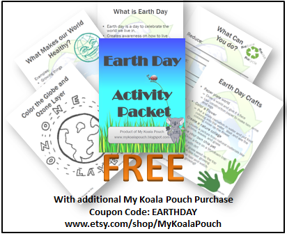 http://mykoalapouch.blogspot.com/2014/04/free-earth-day-activity-packet-for-kids.html