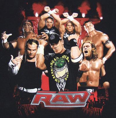 WWE Monday Night RAW 03 Aug 2015 Full Episode