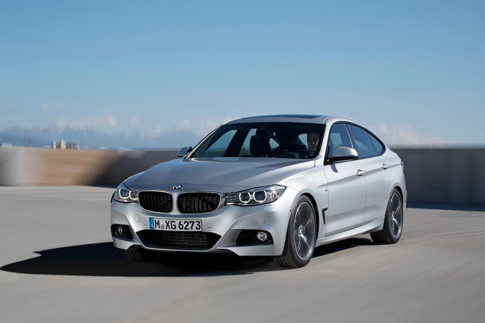 BMW 3 Series Gran Turismo (GT)