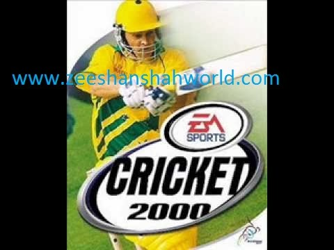 cricket 2000 game free  for pc full version