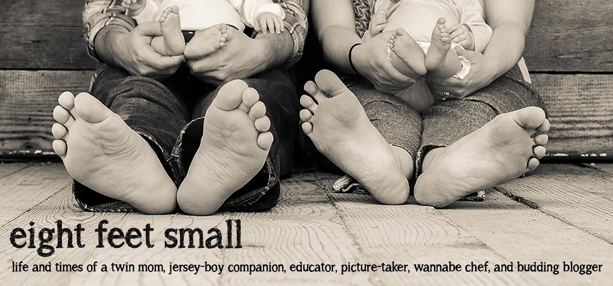 Eight Feet Small