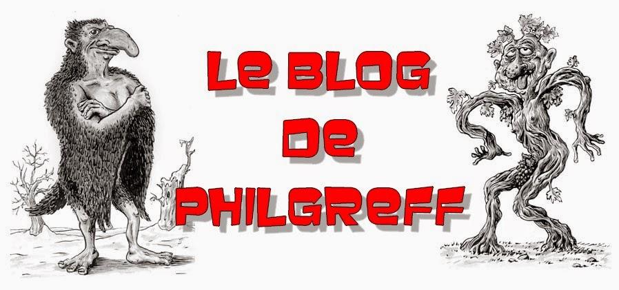 L'autre blog de Philgreff !