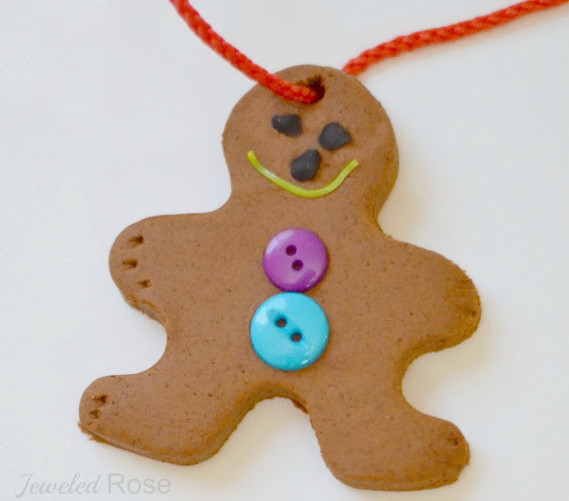 Gingerbread Clay Recipe