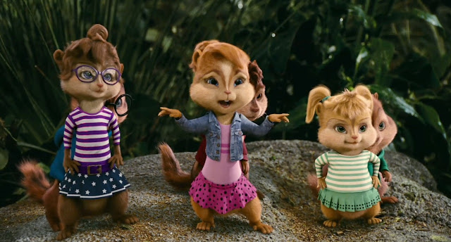 wallpaper Chipwrecked alvin and the chipmunks 3 chip wrecked 24963621 1280 688 - ���� ����� �������� 3 - Film Alvin and the Chipmunks 3