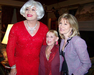 Channing Carson Son Of Carol Channing Skipper as carol channing,