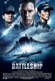 Battleship (Batalla Naval) (2012)