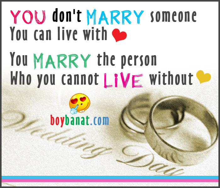 wedding love quotes and sayings boy banat