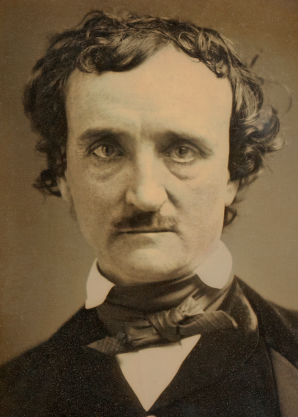 an analysis of edgar allan poe as a famous author Analysis of poem a dream within a dream by edgar allan poe contact author analysis of poem annabel lee by edgar allan poe.