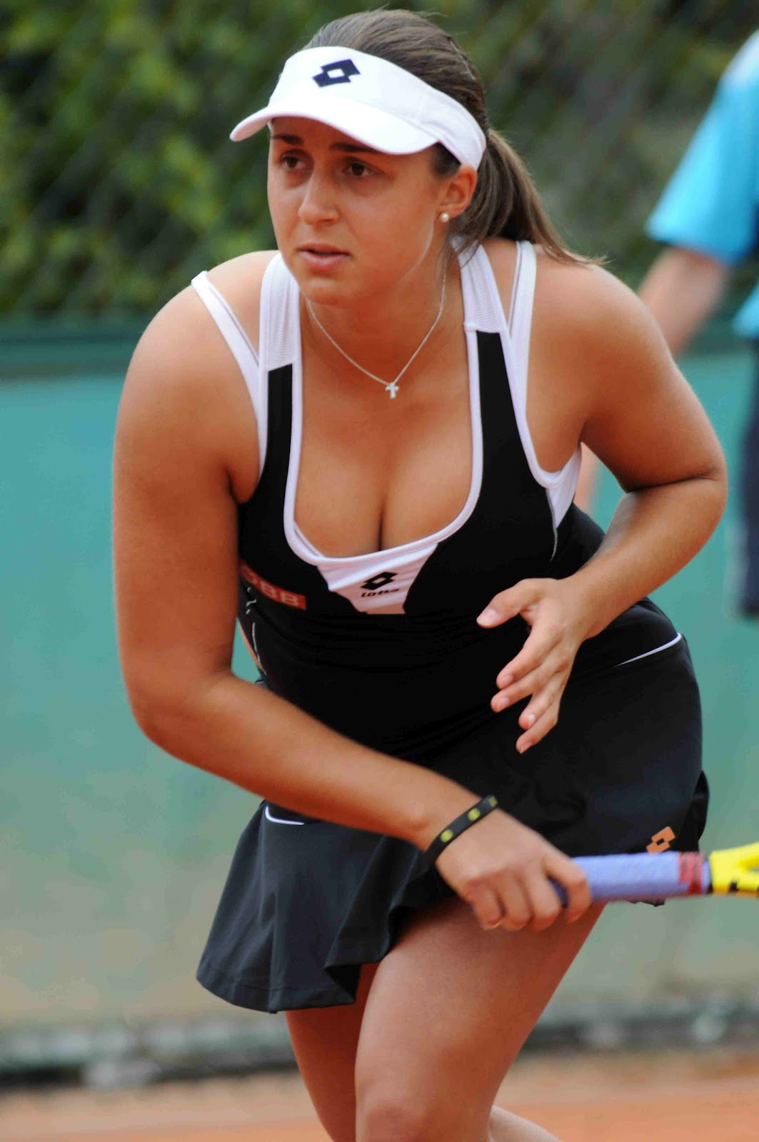PLAYER PICTURE: tanes player Tamira Paszek