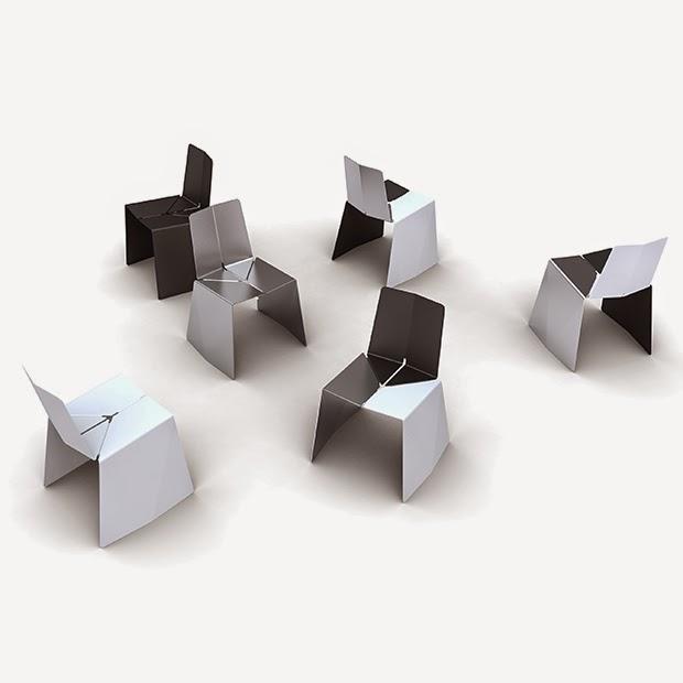 Tripart Chair