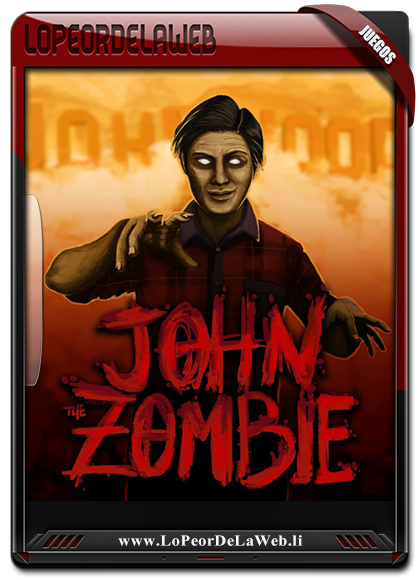 John, The Zombie (PC-GAME)
