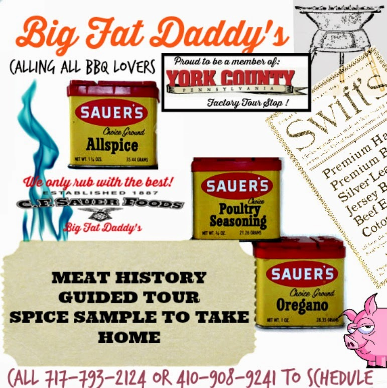 Big Fat Daddys Grilling Museum and Industrial Tour