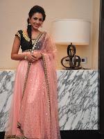 Madhu Shalini at Cheekatirajyam success meet-cover-photo