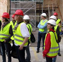 L9 Metro Barcelona Arbetsplatsbesök 3