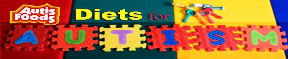 Solusi Makanan untuk Anak Autis dan berkebutuhan khusus (ABK)