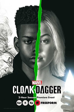 Cloak & Dagger S01 All Episode [Season 1] Complete Download 480p
