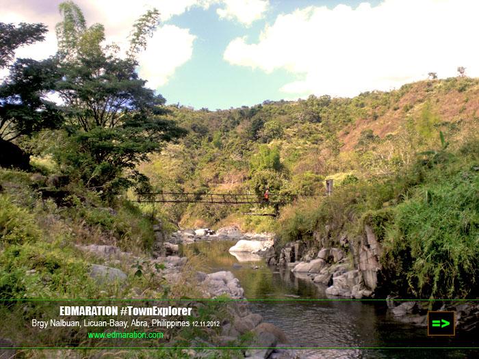 Trekking in Sitio Panaclisan, Licuan-Baay, Abra