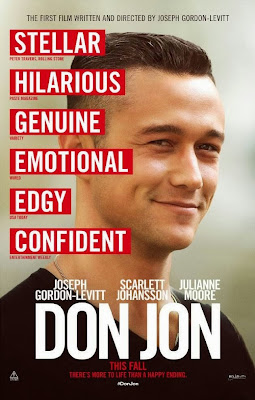 'Don Jon' movie poster