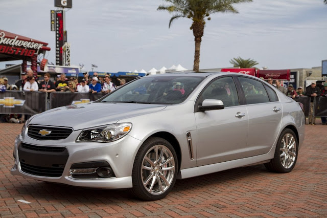 Chevrolet SS HD Wallpapers