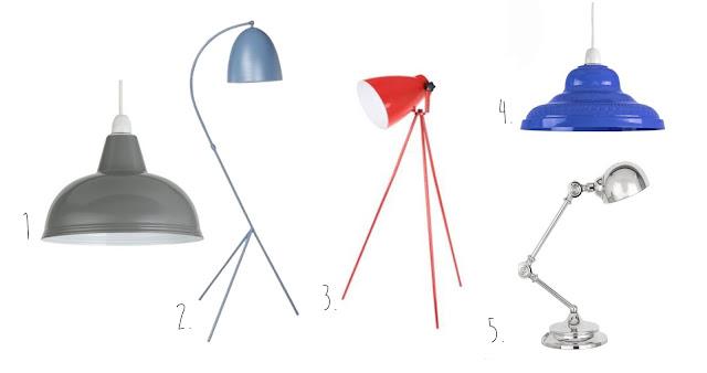tesco lighting collection