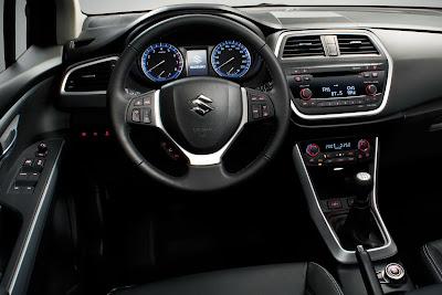 Suzuki SX4 Interior
