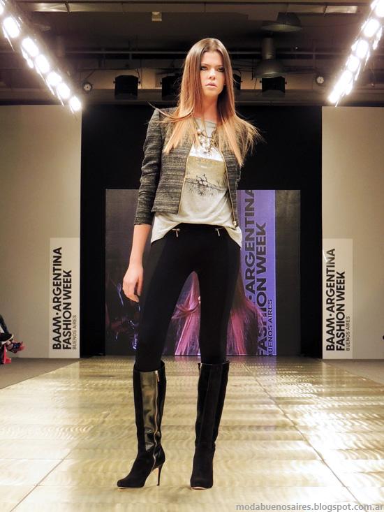 Markova invierno 2014 chaquetas cortas de moda