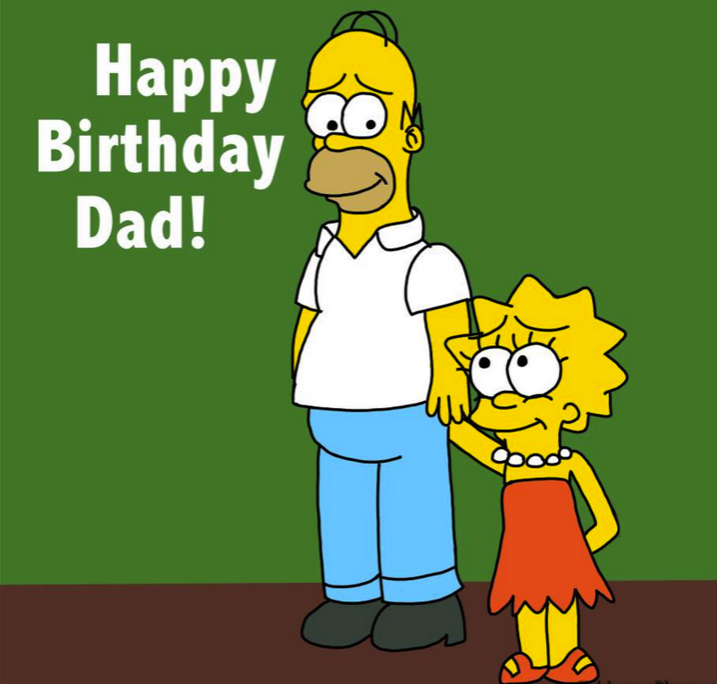 my father birthday You are more than a great dad you are an inspiration, a teacher and a friend happy birthday i am lucky that i love my father with all of my heart.