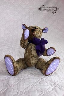 игрушка, мишка, медвежонок, текстильная игрушка