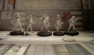 Hasslefree Miniatures Survivors Alternative Zombicide