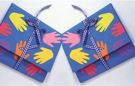 Como puedo elaborar una carpeta para los trabajos de niños de ...