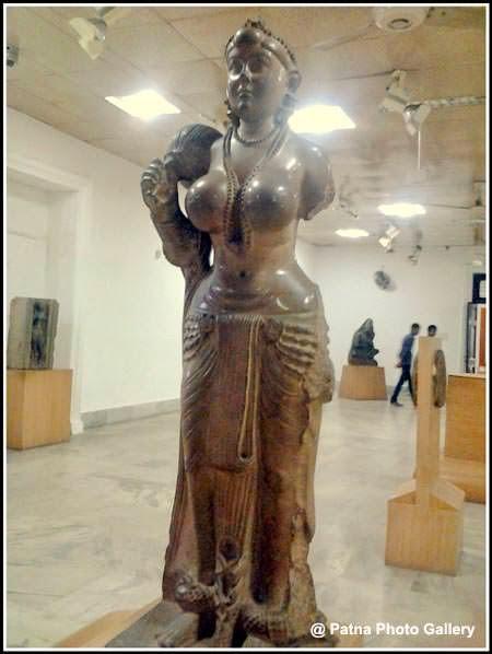 Patna Museum Didarganj Yakshi