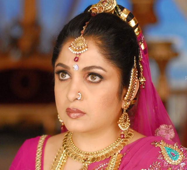 Ramya Krishna Act  in Rudraksha Telugu Movie