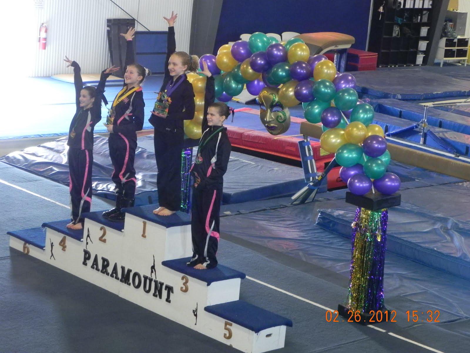wv state gymnastics meet 2013 results