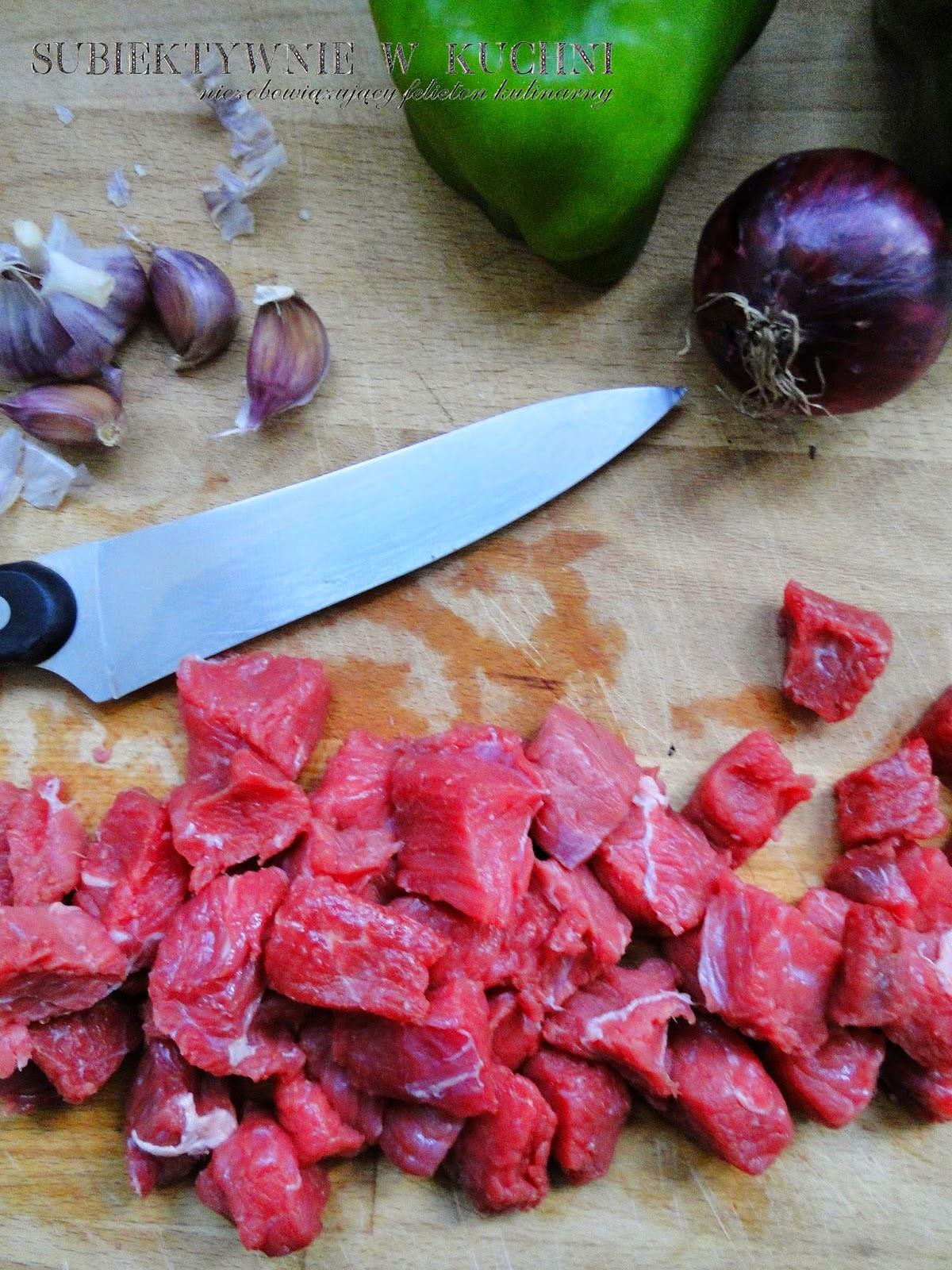 gulasz wołowy, Fleischeintopf, Guiso de carne,  beef Stew