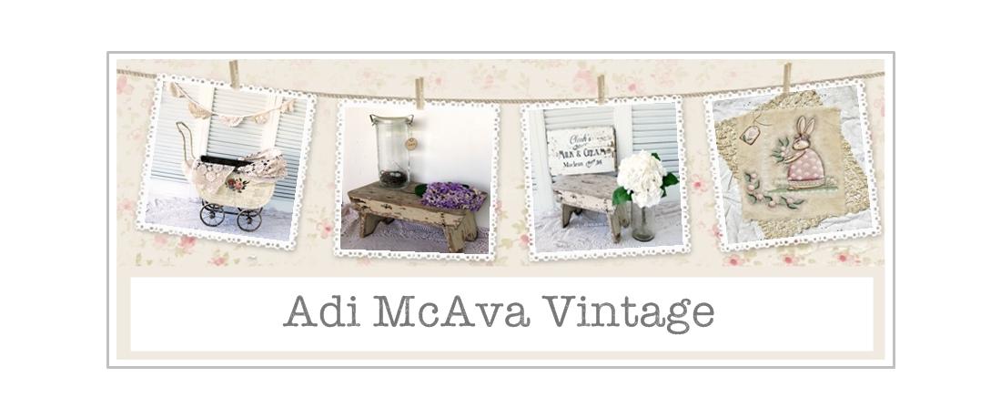 Adi McAva Vintage