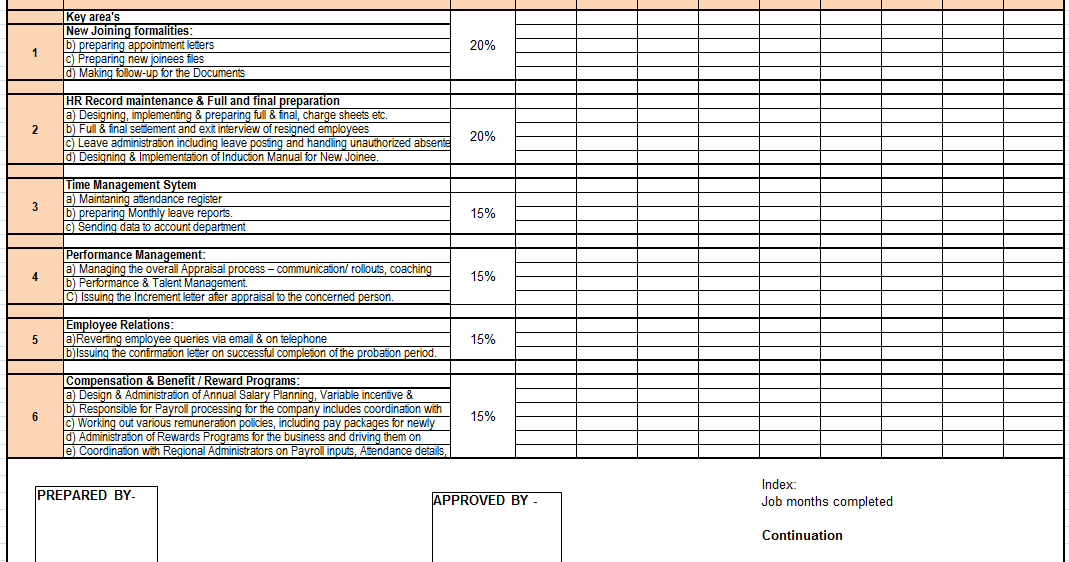 every bit of life  kra format in excel download