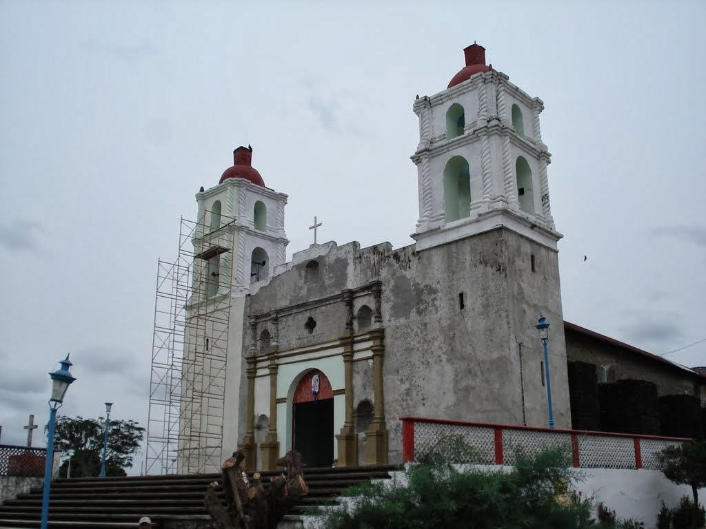 Remodelación del templo
