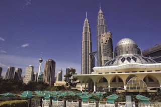 Bangunan yang paling banyak di Foto di Kuala Lumpur