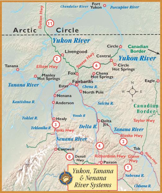 Addition To Audley Hart Whitt Nenama Alaska | Whitts-Lusks---Family Information