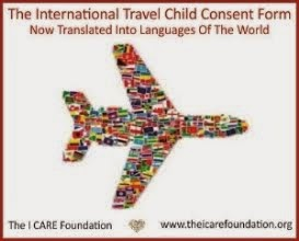 The International Travel Consent Form