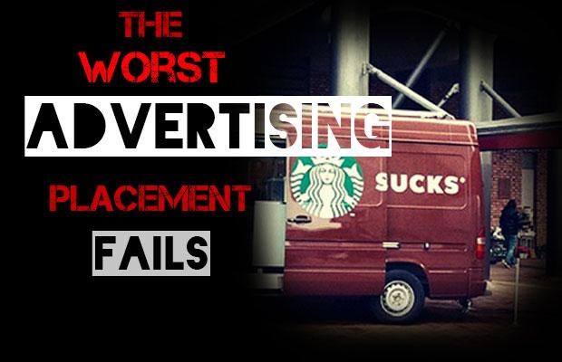 My Random Blogs The Worst Advertising Placements Fails - 24 worst advertising placement fails