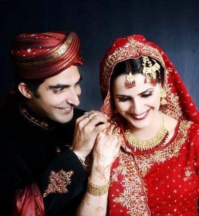 ShamiL Khans Wedding Pictures Dulha Amp Dulhan