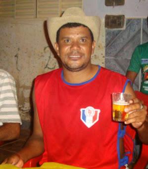 Walmir Ferreira Barbosa ( popular Doce)