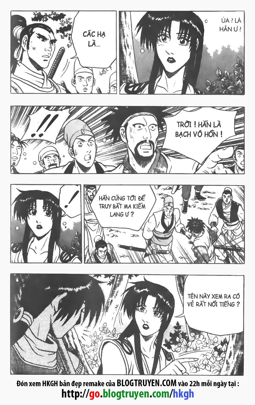 Hiệp Khách Giang Hồ chap 79 page 9 - IZTruyenTranh.com