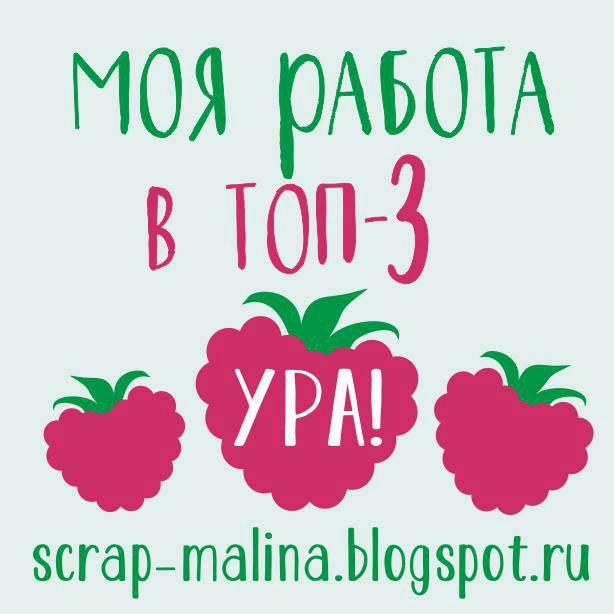 В Скрап-Малине я))