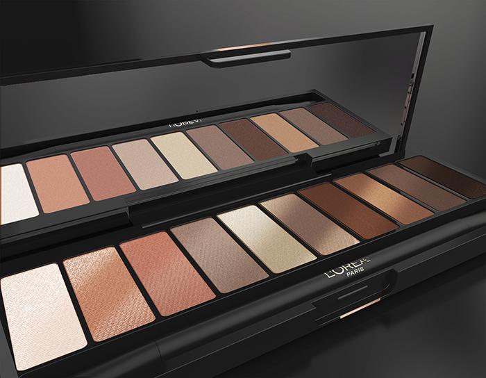 L'Oréal La Palette Nude & Rosé Eyeshadow Review