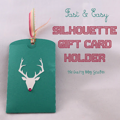 Christmas Gift Card Tutoriual