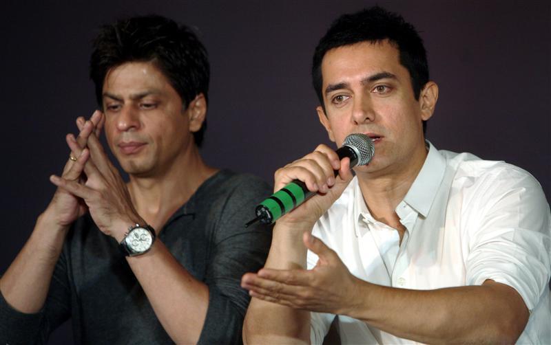 Bila Aamir Khan persoal Shahrukh Khan mengenai Ibadah Haji