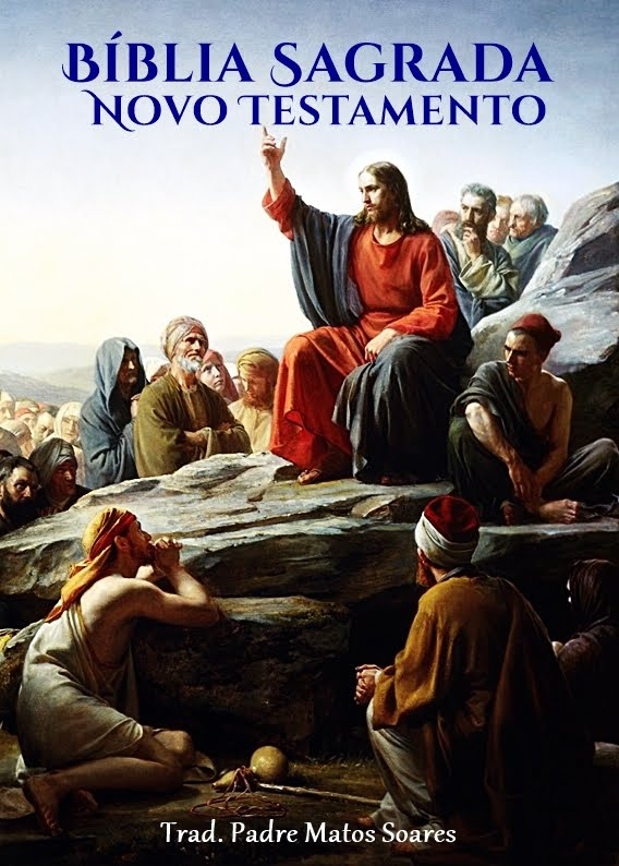 Bíblia Sagrada - Novo Testamento